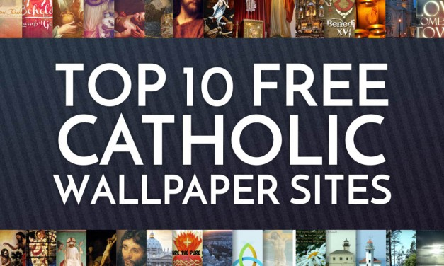 Top 10 Free Catholic Wallpaper Sites
