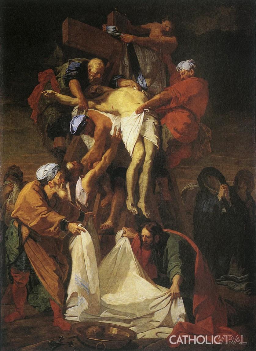 Vdekja shpëtimtare e Jezusit mbi kryq
