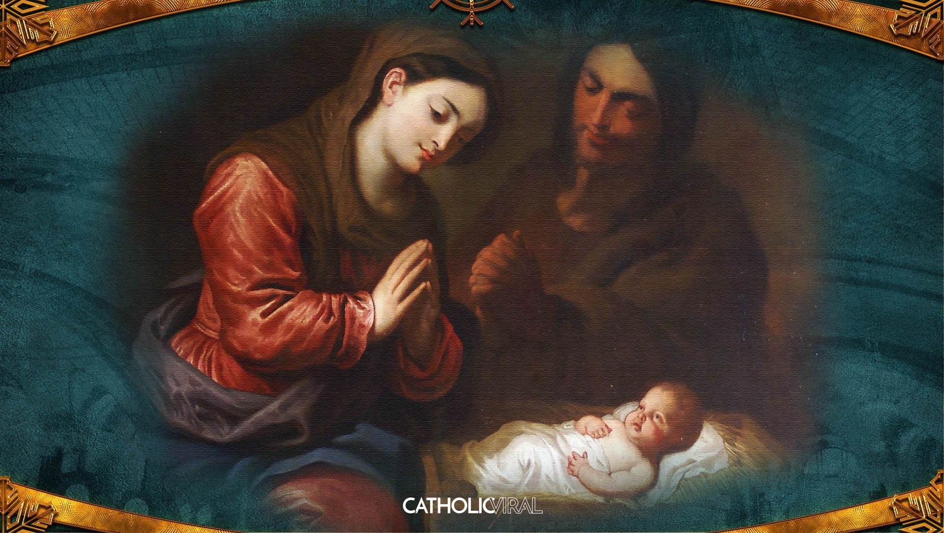valentines day quotes free - 18 Gorgeous Classical Paintings of the Nativity HD