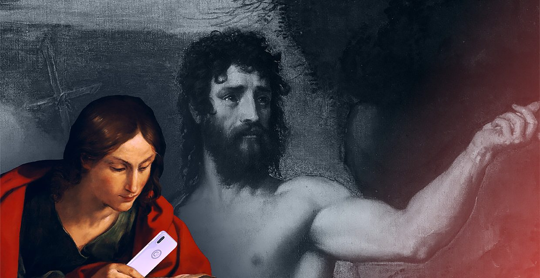 Sunday's Gospel: The Witness of John the Baptist   3rd Sunday of Advent (Jn 1:6-8)