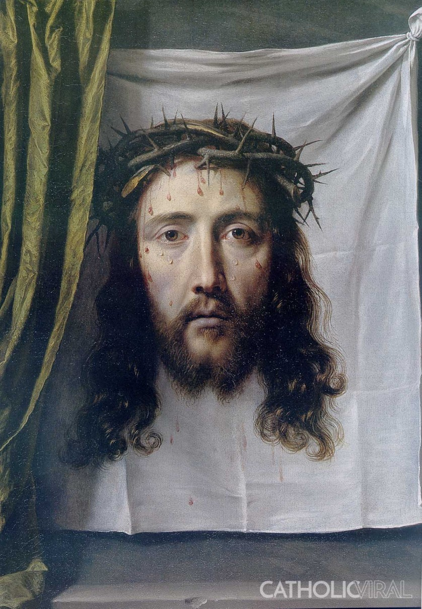 Crown of Thorns - Philippe de Champaigne - 54 Paintings of the Passion, Death and Resurrection of Jesus Christ