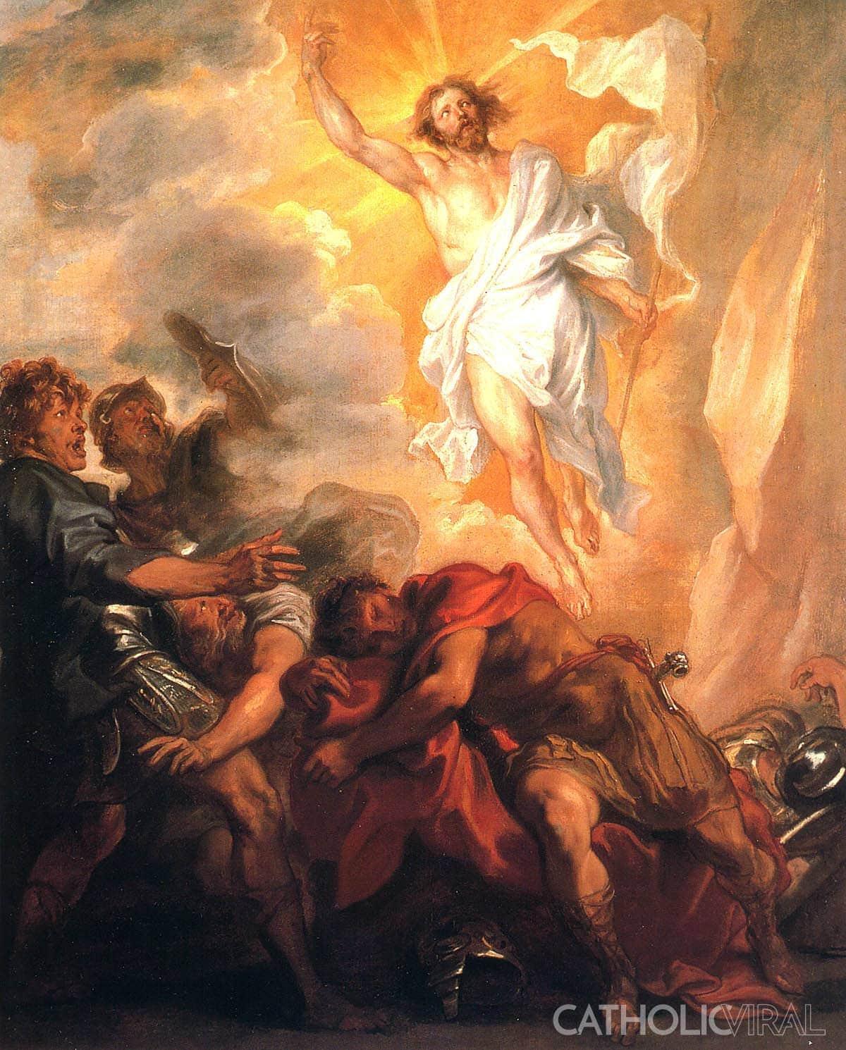 the resurrection of jesus christ essay